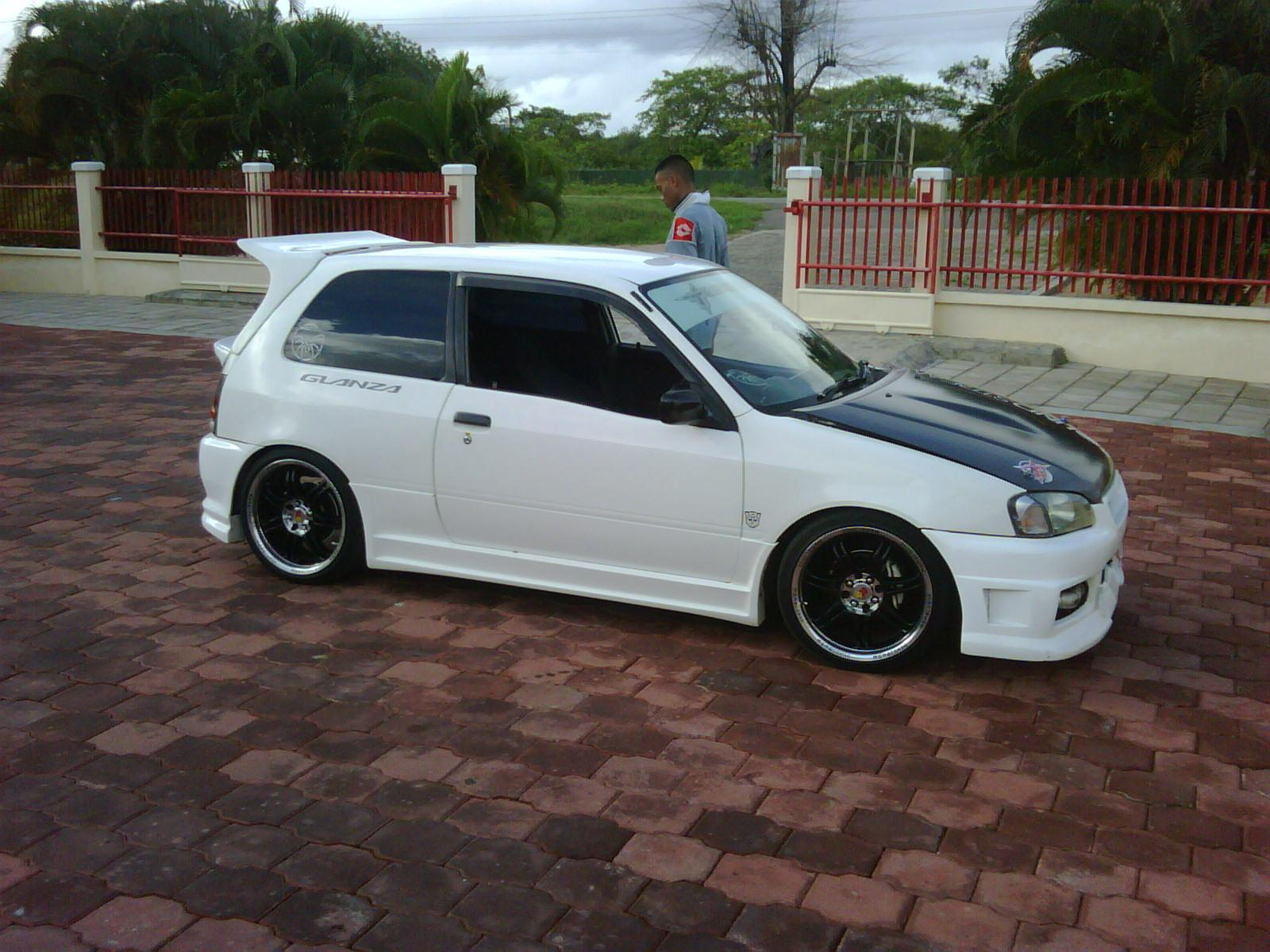 Glanza_dream 1996 Toyota Starlet