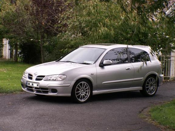 eire n16 2001 nissan almera specs photos modification info at cardomain. Black Bedroom Furniture Sets. Home Design Ideas