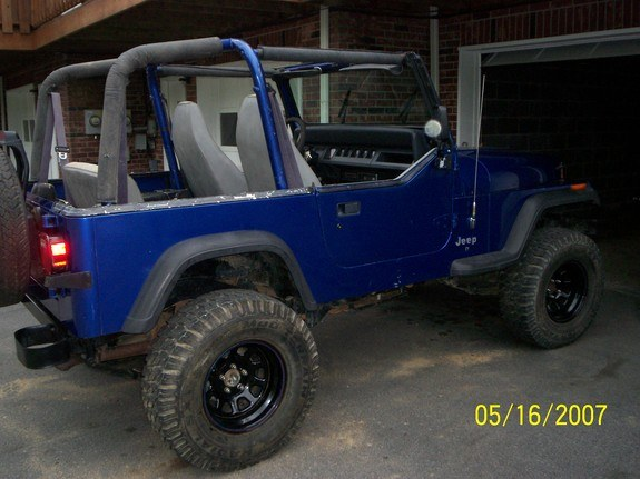 Another duffield07 1994 Jeep Wrangler post... - 9989706