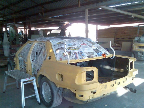 Another beban 1991 Ford Falcon post... - 9988556
