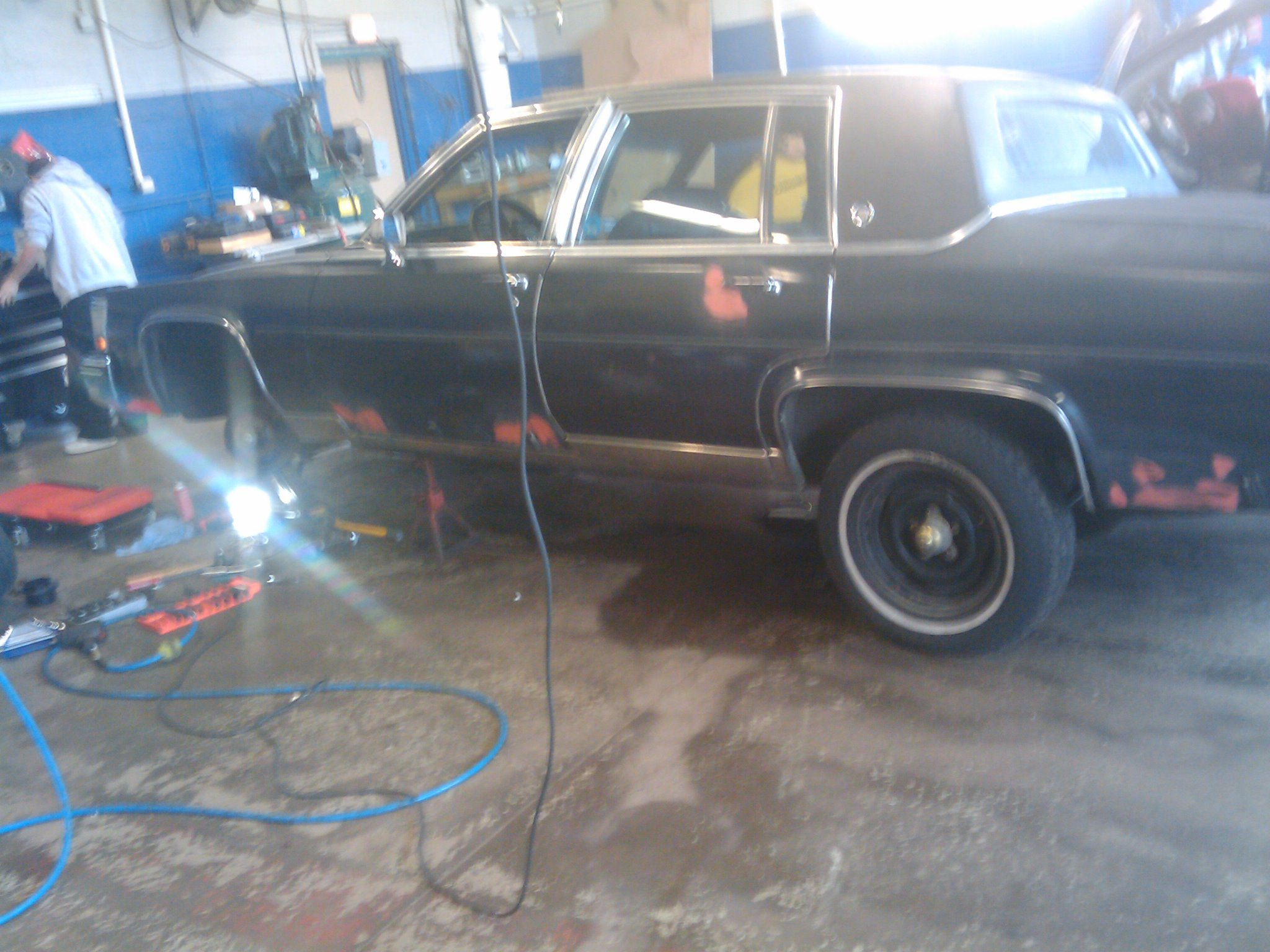 Donk_King 1985 Cadillac Fleetwood 9165973