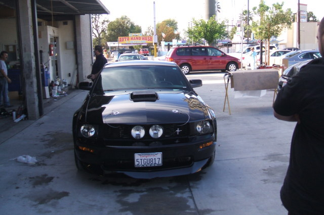 RGEN 2006 Ford Mustang