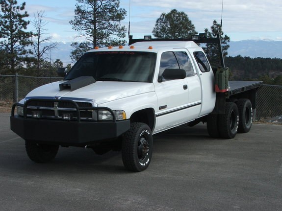 T Rex6x6 1998 Dodge Ram 3500 Mega Cab Specs Photos