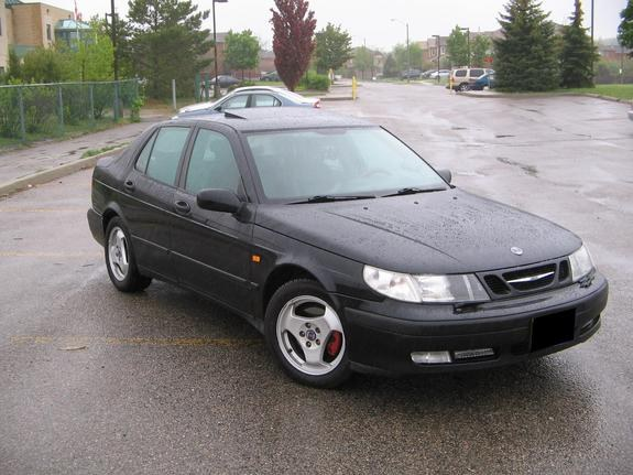 Another Judge95 1999 Saab 9-5 post... - 9991943
