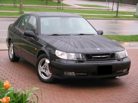 Judge95's 1999 Saab 9-5