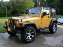 crazedgoose14s 2003 Jeep Wrangler