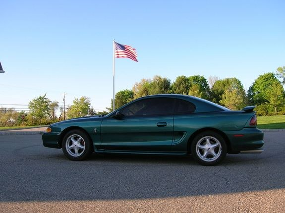 Another 97green232 1997 Ford Mustang post... - 9994780