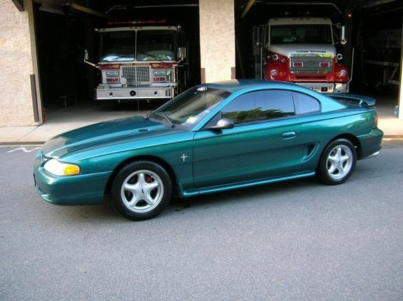 Another 97green232 1997 Ford Mustang post... - 9994781