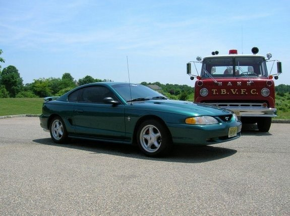 Another 97green232 1997 Ford Mustang post... - 9994783