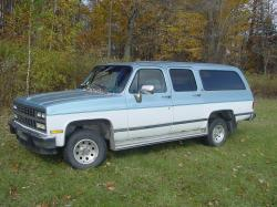 Pimpallics 1991 Chevrolet Suburban 1500