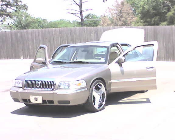 Another TexasSlabbin 2006 Mercury Grand Marquis post... - 9996199
