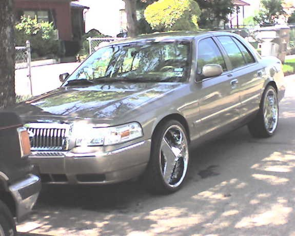 Another TexasSlabbin 2006 Mercury Grand Marquis post... - 9996201