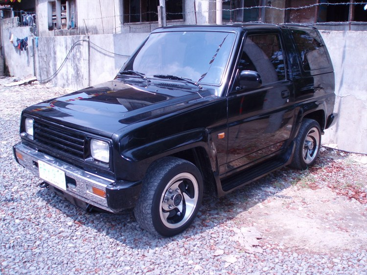 Another yssej 1992 Daihatsu Feroza post... - 10374632