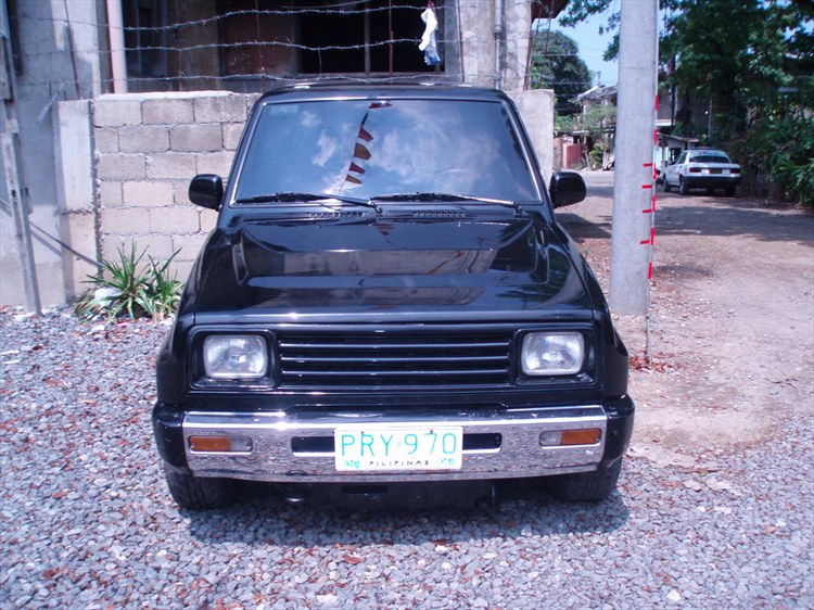 Another yssej 1992 Daihatsu Feroza post... - 10374633