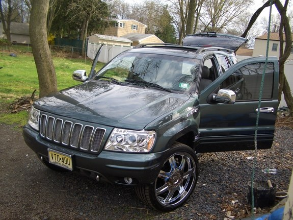 Another num1threat 2003 Jeep Grand Cherokee post... - 10042869