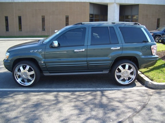 Another num1threat 2003 Jeep Grand Cherokee post... - 10042871