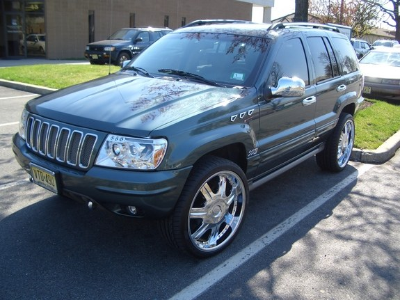 Another num1threat 2003 Jeep Grand Cherokee post... - 10042872