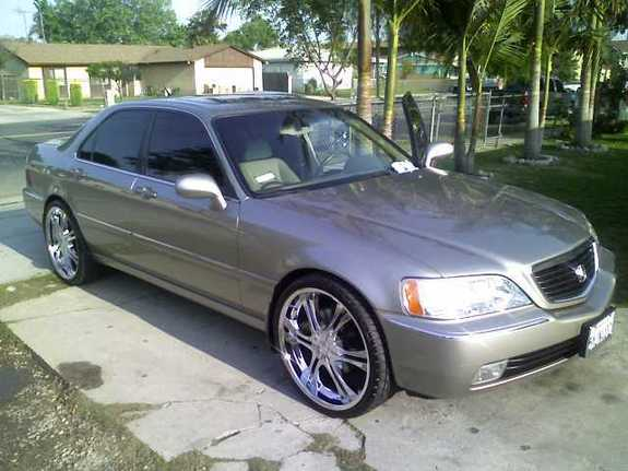 Another PORKS87 2002 Acura RL post... - 9997614