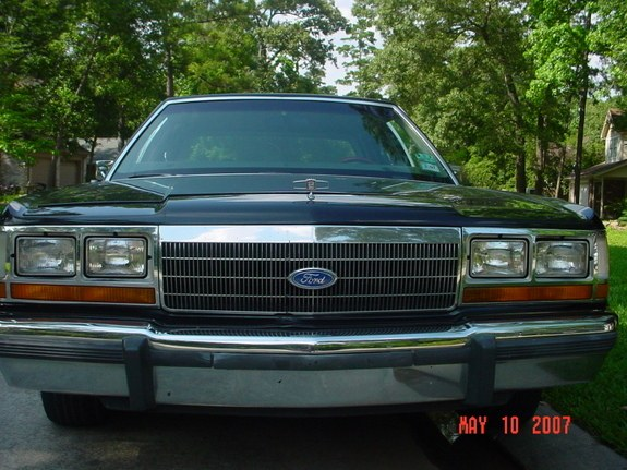 On4snslabedout 1 S 1989 Ford Ltd In Woodlands Tx