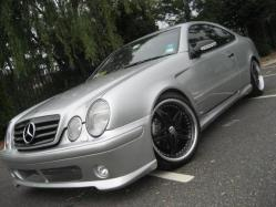 DeyAinRdy4Dss 1999 Mercedes-Benz CLK-Class