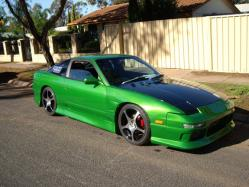 turbosxxxs 1993 Nissan 180SX
