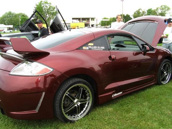 extreme88mm 2007 Mitsubishi Eclipse Specs, Photos, Modification Info