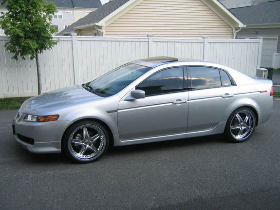 JCDubz Acura TL Specs Photos Modification Info At CarDomain - 2006 acura tl rims