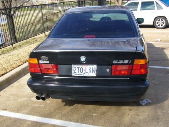 Another tbcbroman 1992 BMW 5 Series post... - 9283019
