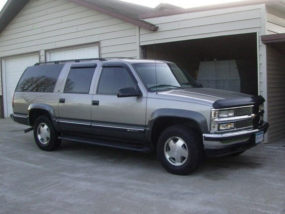 baune1 1999 chevrolet suburban 1500 specs photos modification info at cardomain. Black Bedroom Furniture Sets. Home Design Ideas