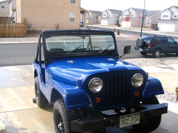 Another jpfreak69 1969 Jeep CJ5 post... - 10001132