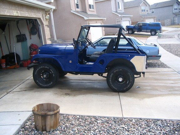Another jpfreak69 1969 Jeep CJ5 post... - 10001133