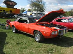 dawns69s 1969 Pontiac Firebird