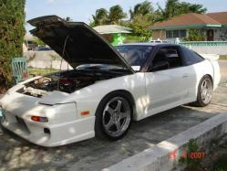 breezagirls 1993 Nissan 180SX