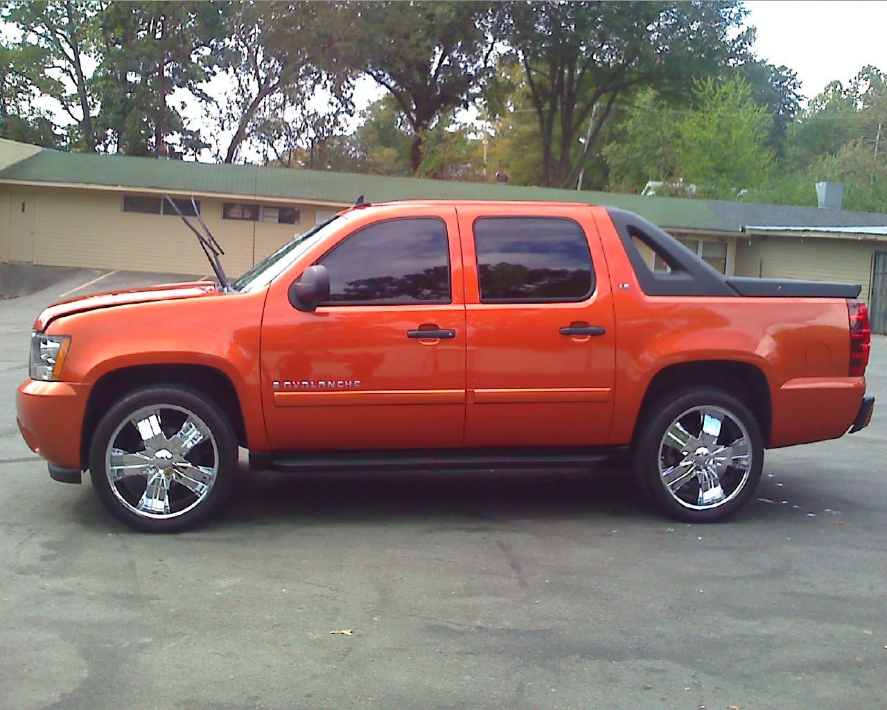 Another Avyryder 2007 Chevrolet Avalanche post... - 10130370
