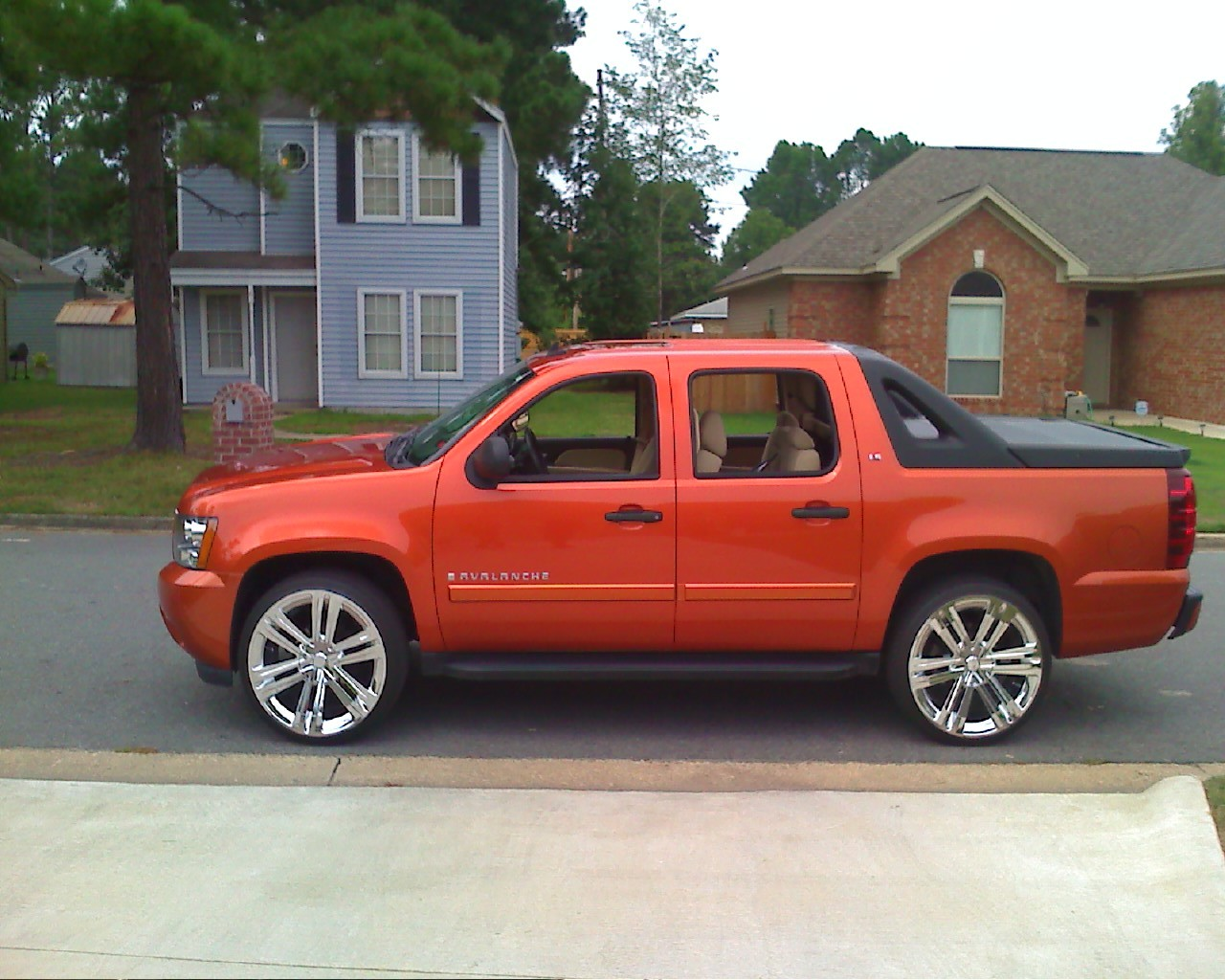 Another Avyryder 2007 Chevrolet Avalanche post... - 10130371