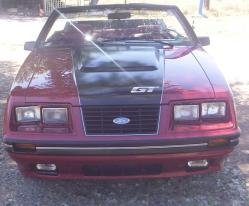 TurboGTverts 1984 Ford Mustang