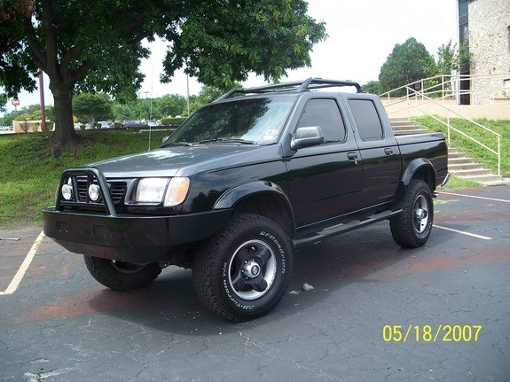 mtz86er 2000 Nissan Frontier Regular Cab Specs, Photos ...