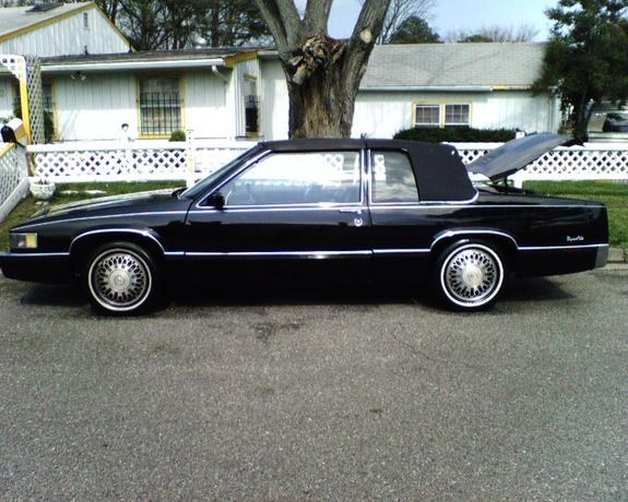 Another LoRidesLo 1990 Cadillac DeVille post... - 10006023