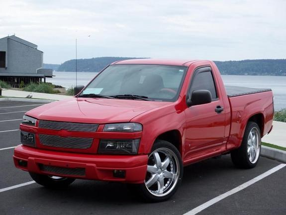 swedluap 2007 chevrolet colorado regular cab specs photos modification info at cardomain. Black Bedroom Furniture Sets. Home Design Ideas