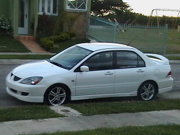 KreepaEvoX 2005 Mitsubishi Lancer Specs Photos Modification Info