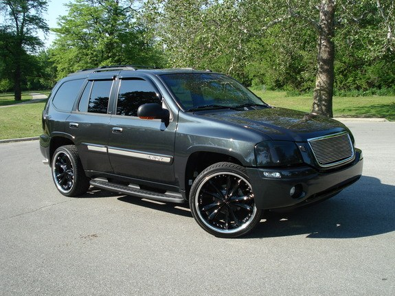 Ramthunsa 2004 Gmc Envoy Specs Photos Modification Info