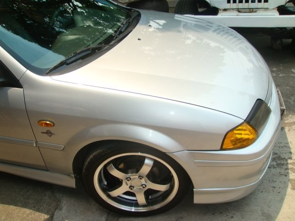 Another keen20five 2000 Ford Laser post... - 10010056