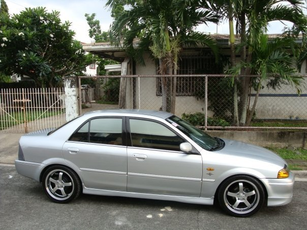 Another keen20five 2000 Ford Laser post... - 10010059