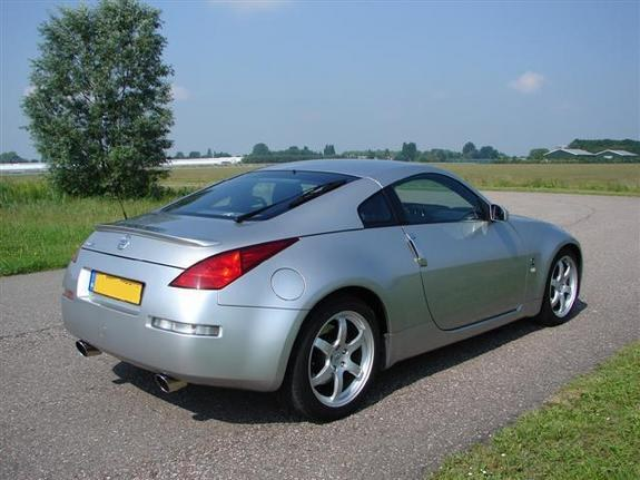 Maurits 2004 Nissan 350z Specs Photos Modification Info