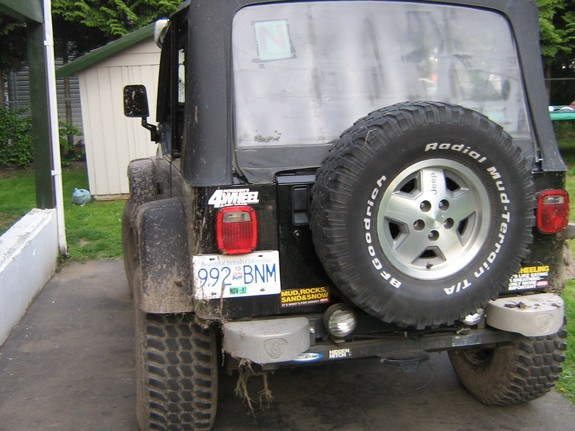 Another YJman18 1995 Jeep YJ post... - 10011541