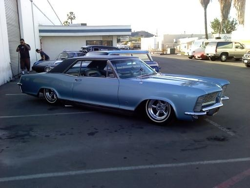 65 Buick Riviera For Sale. 1965 Buick Riviera.