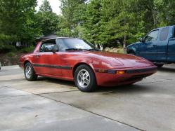 immightymouse987 1983 Mazda RX-7