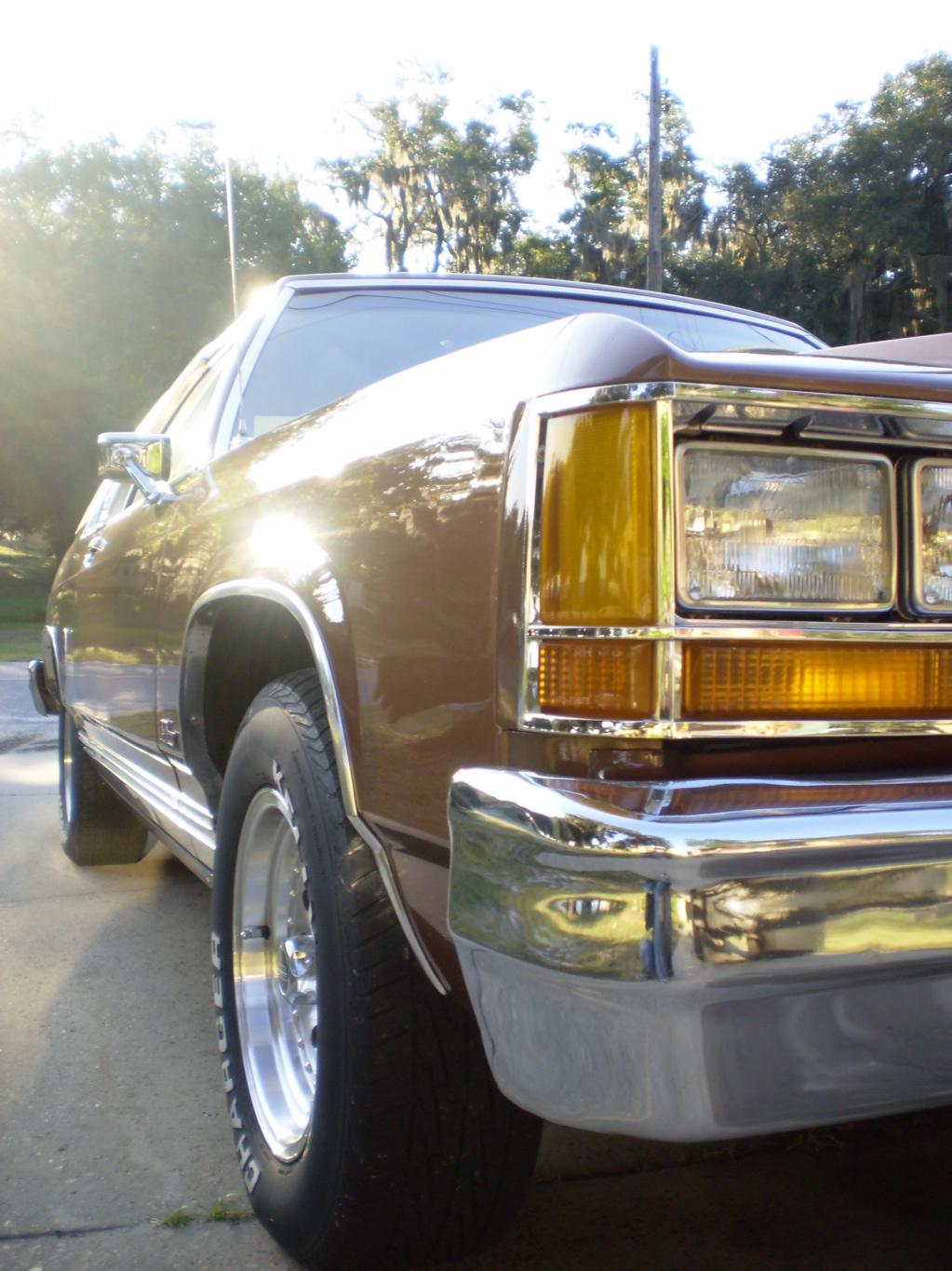 Pester351's 1984 Ford LTD Crown Victoria