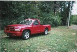 kcdakrts 2001 Dodge Dakota Club Cab