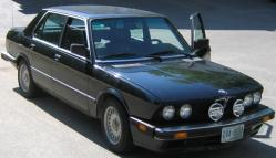jimdemonic 1988 BMW 5 Series